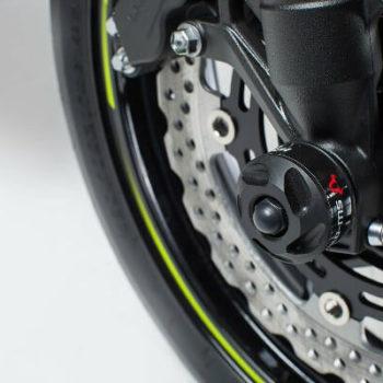SW Motech Front Fork Sliders for Kawasaki Z900