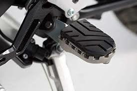 SW Motech ION Footrest Kit for Triumph Tiger 800