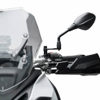 SW Motech Mirror Extenders for BMW Flat