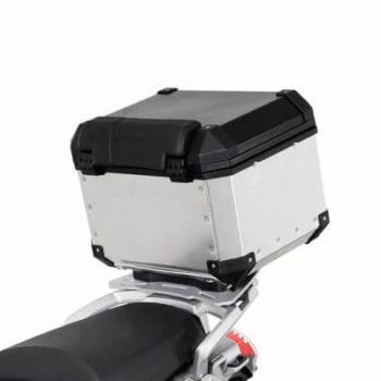 SW Motech Passenger Backrest for TraX EVO Top Case 1