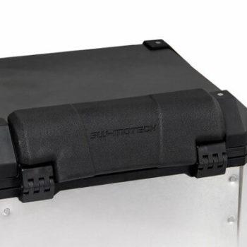 SW Motech Passenger Backrest for TraX EVO Top Case