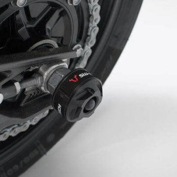 SW Motech Rear Swingarm Sliders for BMW G 310 GS R