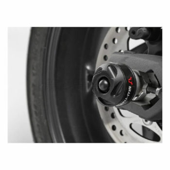 SW Motech Rear Swingarm Sliders for Triumph Street Triple