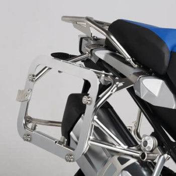 SW Motech TraX Adapter Kit for BMW F850GSA R1200GSA R1250GSA OEM Racks