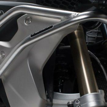 SW Motech Upper Crashbars for BMW R1200GS R1250GS – Stainless Steel 2