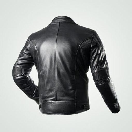 Shima Hunter Black Riding Jacket 1