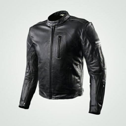 Shima Hunter Black Riding Jacket
