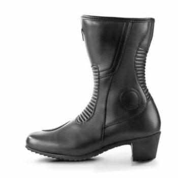 Shima Monaco Black Riding Boots 1