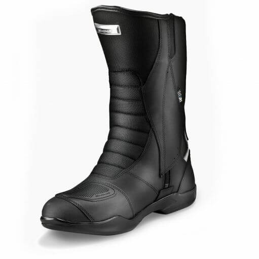 Shima RSX 5 Men Black Riding Boots 2