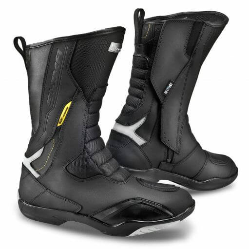 Shima RSX 5 Men Black Riding Boots