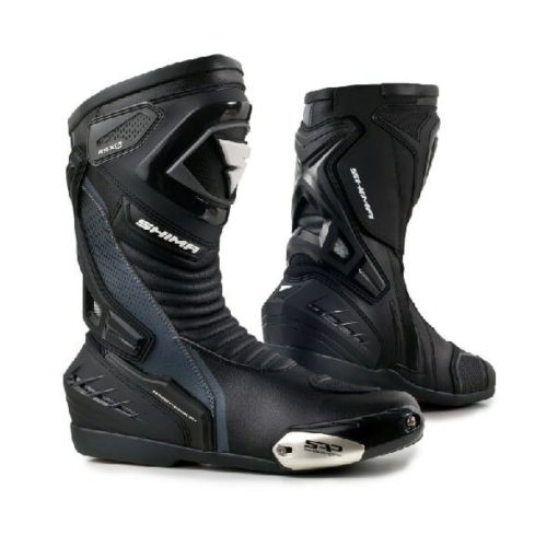 Shima RSX 6 Men Black Riding Boots