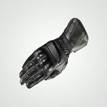 Shima STX Black Riding Gloves