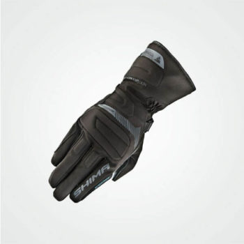 Shima Touring Dry Black Riding Gloves 1