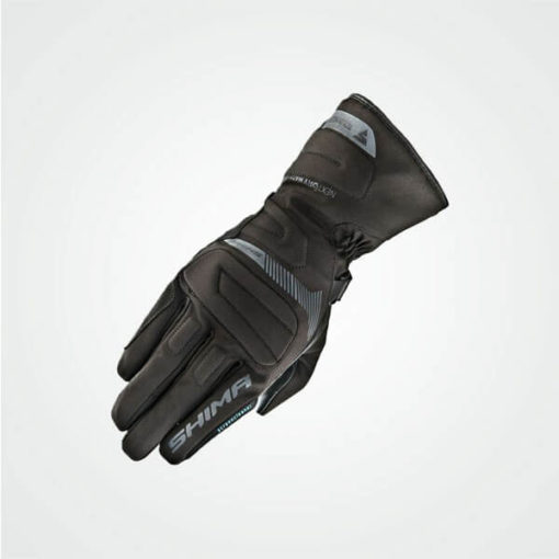 Shima Touring Dry Black Riding Gloves 1