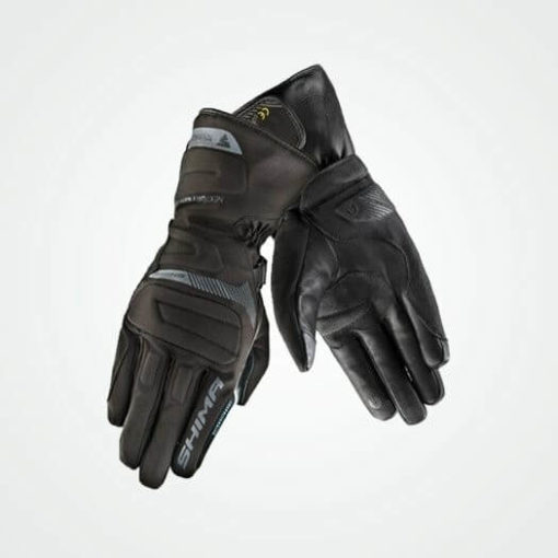 Shima Touring Dry Black Riding Gloves