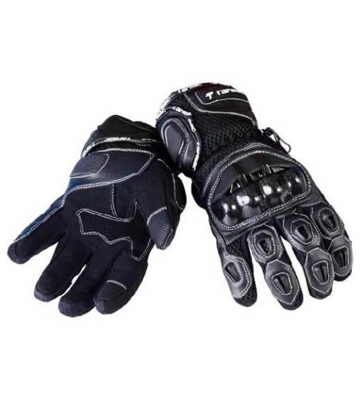 Tarmac Vento II Black Riding Gloves