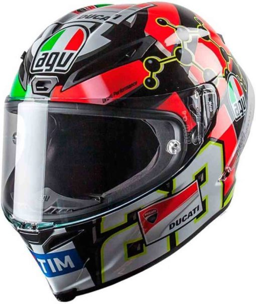 AGV Corsa Iannone Mugello 2016 Full Face Helmet 1