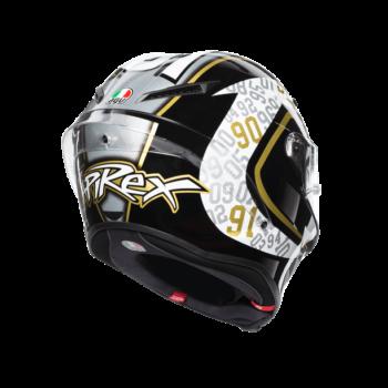 AGV Corsa R Capirex Replica Full Face Helmet 2
