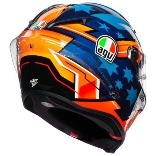 AGV Corsa R Miller 2018 Replica Full Face Helmet 2