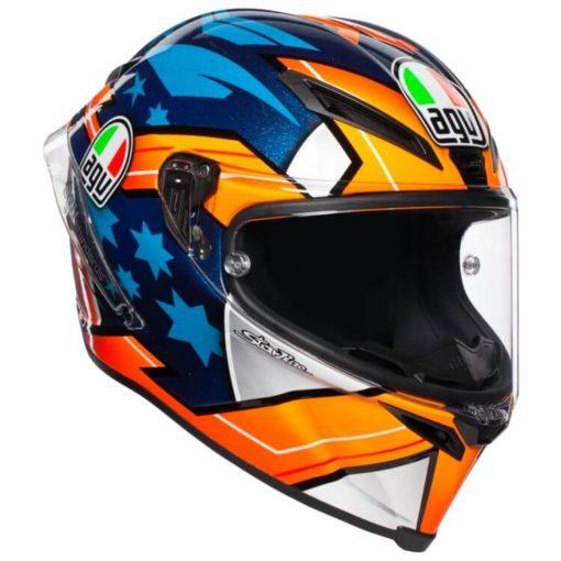 AGV Corsa R Miller 2018 Replica Full Face Helmet