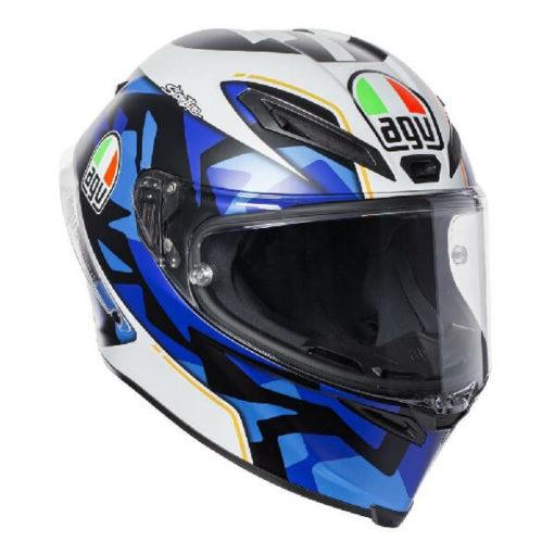 AGV Corsa R Replica Plk Matt Espargaro 2017 Full Face Helmet
