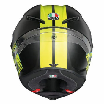 AGV Corsa R Top PLK V46 Matt Black Full Face Helmet 1