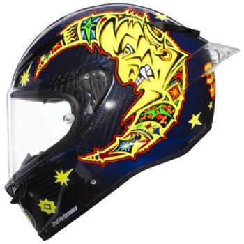 AGV Pista GP R Rossi 20 Years Carbon Full Face Helmet 2