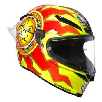AGV Pista GP R Rossi 20 Years Carbon Full Face Helmet