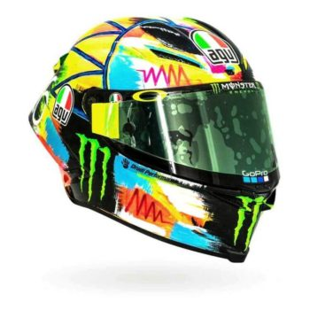 AGV Pista GP R Rossi Winter Test 2019 Full Face Helmet
