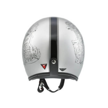 AGV RP 60 Multi Engine Matt Grey Open Face Helmet 1