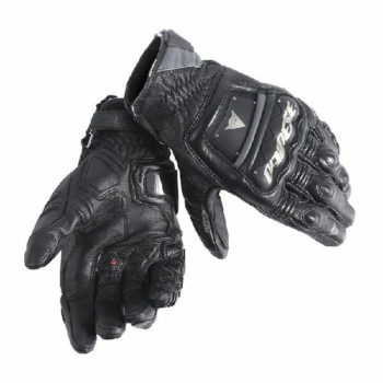 Dainese 4 Stroke Evo Black Riding Gloves
