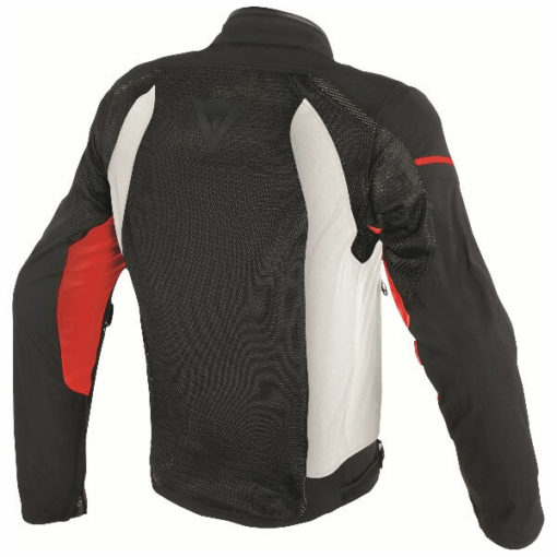 Dainese Air Frame D1 Textile Black Red Riding Jacket 1