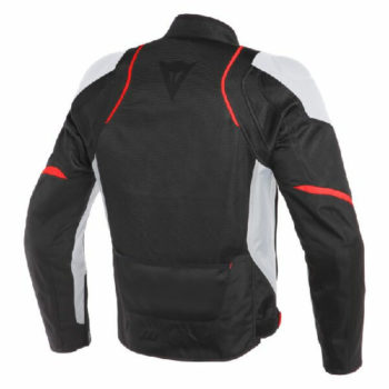 Dainese Air Master Lady Textile Black Grey Fluorescent Red Riding Jacket 1
