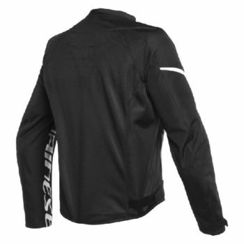 Dainese Bora Air Tex Black White Riding Jacket 1