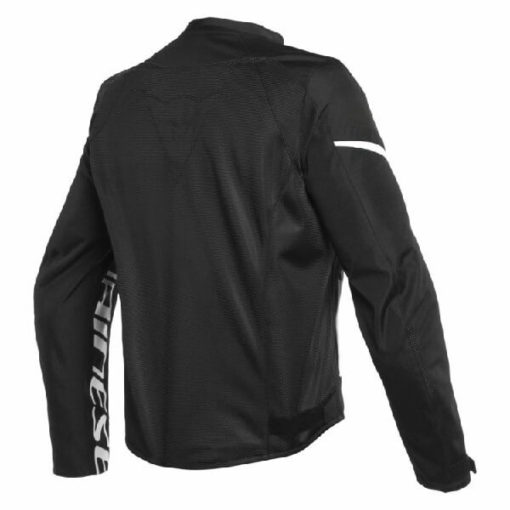 Dainese Bora Air Tex Black White Riding Jacket 1