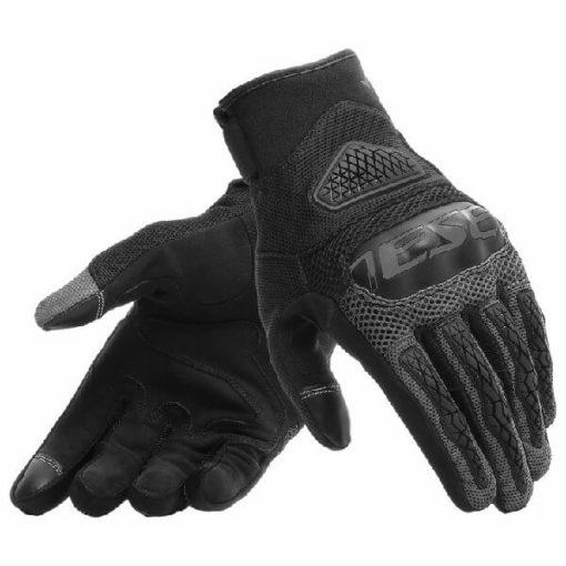 Dainese Bora Black Anthracite Riding Gloves