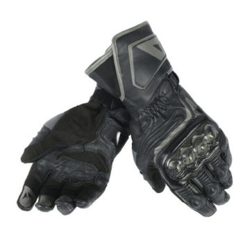 Dainese Carbon D1 Long Black Riding Gloves