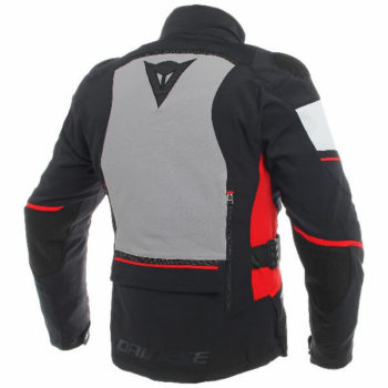 Dainese Carve Master 2 Goretex Black Grey Red Riding Jacket 1
