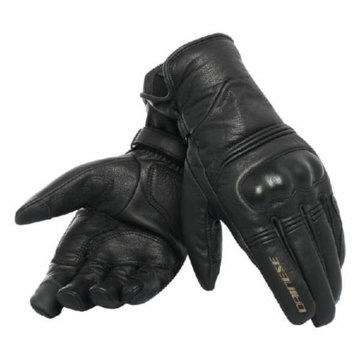 Dainese Corbin Unisex D Dry Black Riding Gloves