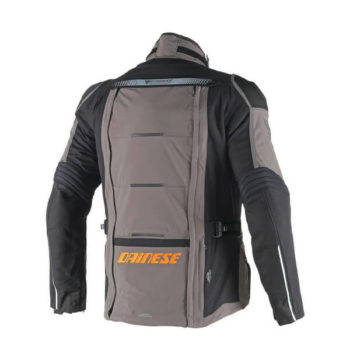 Dainese D Explorer Gore Tex Black Grey Riding Jacket 1