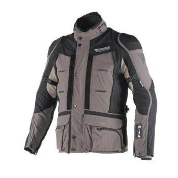 Dainese D Explorer Gore Tex Black Grey Riding Jacket