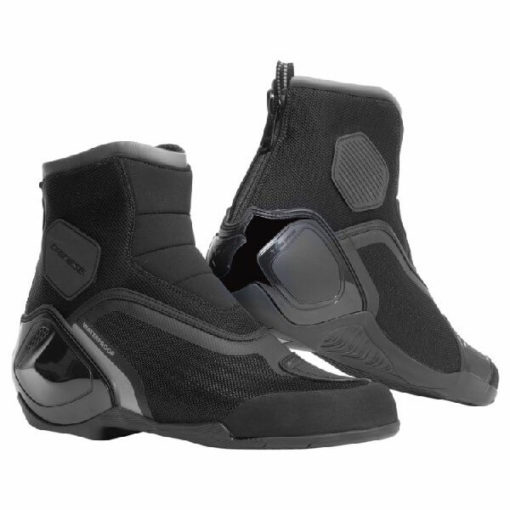 Dainese Dinamica D Waterproof Black Anthracite Riding Shoes