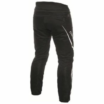 Dainese Drake Air D Dry Black White Riding Pants 1