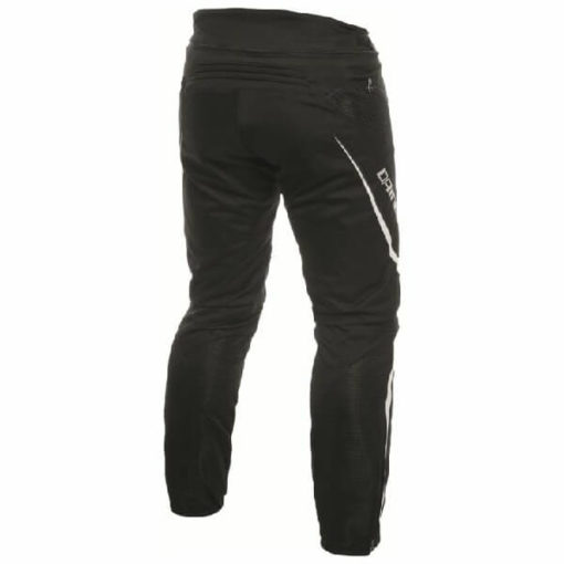 Dainese Drake Air D Dry Black White Riding Pants 1