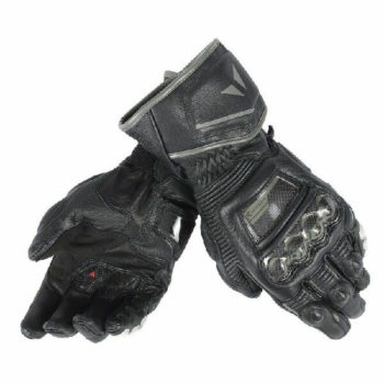 Dainese Druid D1 Long Black Riding Gloves