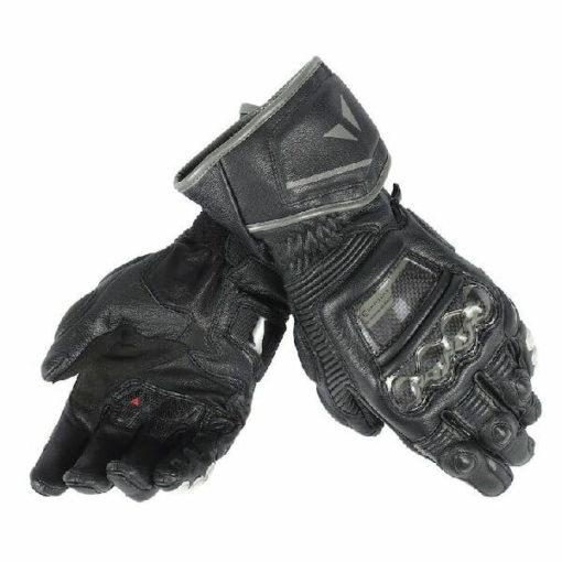 Dainese Druid D1 Long Black Riding Gloves