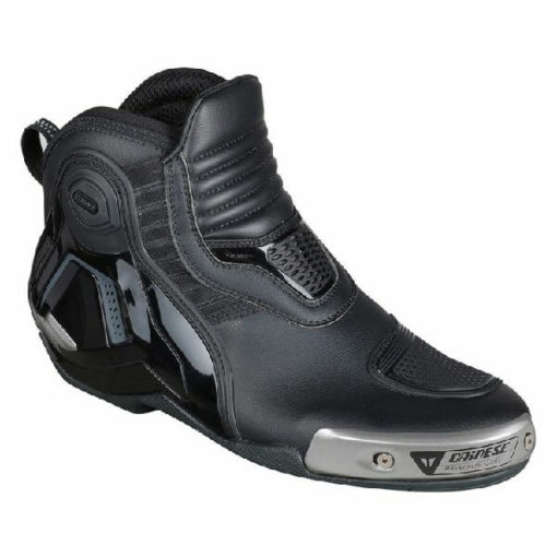 Dainese Dyno Pro D1 Black Anthracite Riding Shoes