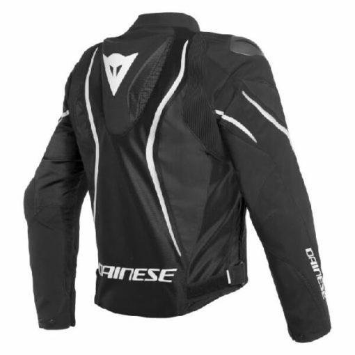 Dainese Estrema Air Tex Black White Riding Jacket 1