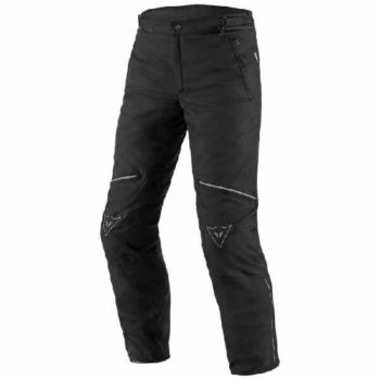 Dainese Galvestone D2 Goretex Black Riding Pants