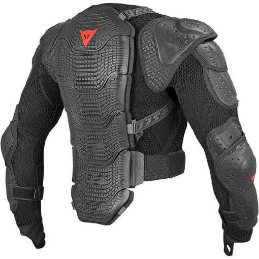 Dainese Manis D1 55 D1 59 Black Riding Jacket 1